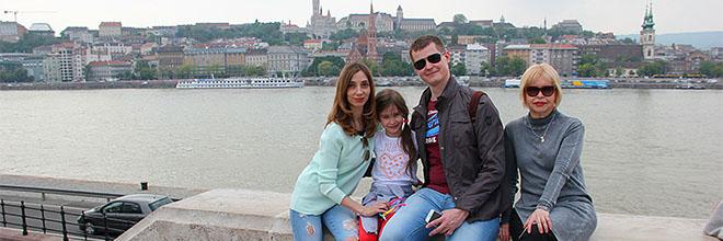 Агуреев Анатолий со своей прекрасной семьёй