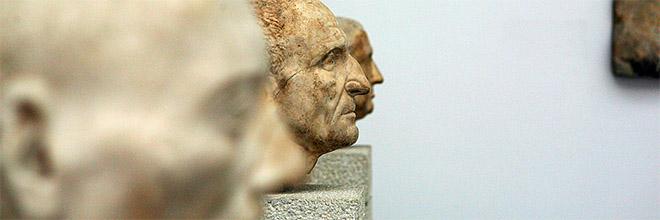 Античный отдел Будапештского музея изобразительных искусств. Русскоязычный гид по Будапешту Максим Гурбатов.