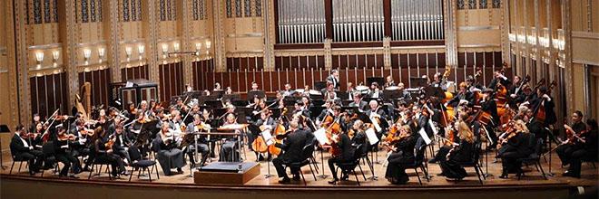 Кливлендский симфонический в Малом зале Музыкальной Академии, Будапешт