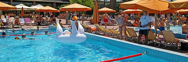 Куда пойти с детьми в Будапеште? Конечно, в аквапарк!