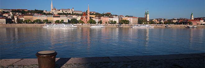 Будайский Замок с набережной у Парламента гид по Будапешту