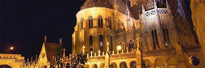 Церковь короля Матьяша в Будайском Замке, Будапешт, Венгрия