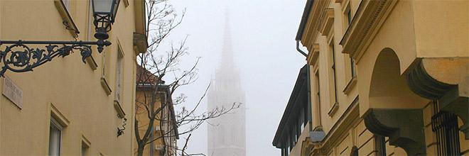 Колокольня церкви короля Матьяша, Будапешт, Венгрия