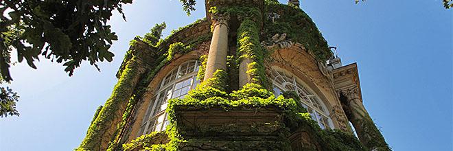 Замок Вайдахуньяд изнутри, Будапешт, Венгрия. гид по Будапешту и Венгрии