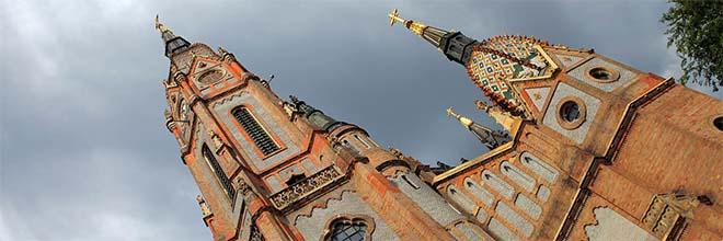 Церковь Святого Ласло, Будапешт, Венгрия. гид по Будапешту и Венгрии