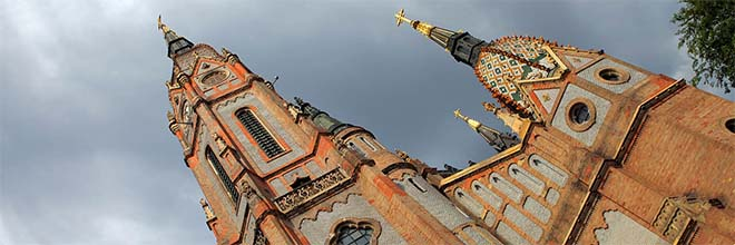 Церковь Святого Ласло, Будапешт, Венгрия