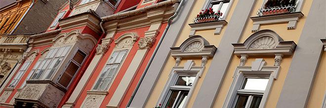 Дьёр - город откристаллизованного барокко. гид по Будапешту