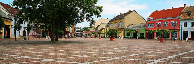 Ратушная площадь, Эстергом