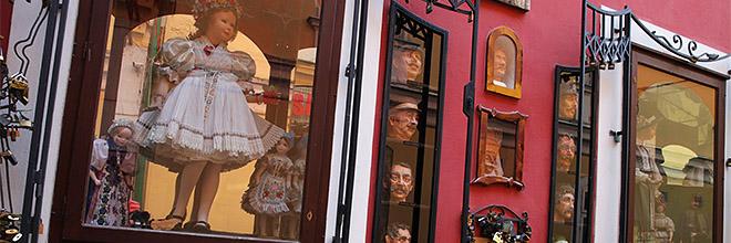 Магазин кукол, Кёстхей. гид по Будапешту