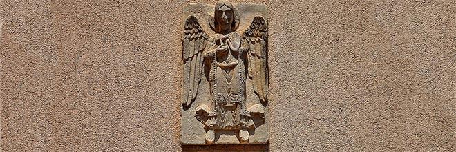 Ангел города Печ. гид по Будапешту