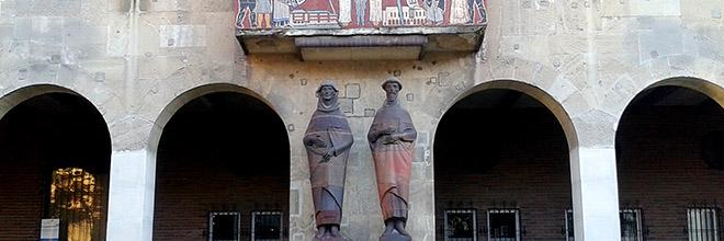 Секешфехервар - город древний, бывшая столица, памятников много