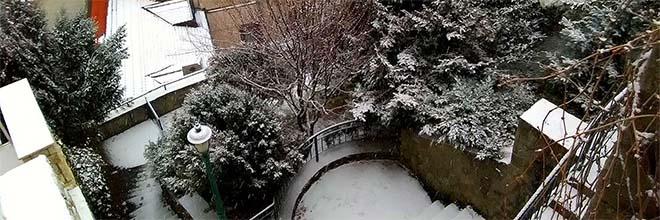 Зимой в Сентендре ещё лучше, чем летом: тихо, богобоязненно и пустынно