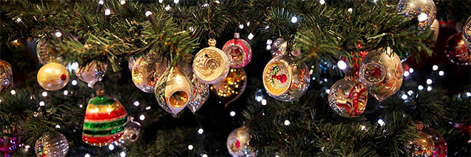 Музей магазина Рождества: игрушки 40-х, 50-х, 60-х и последующих годов