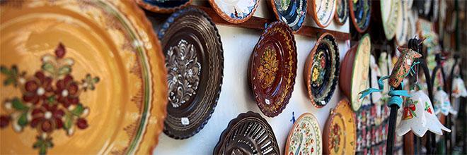 Магазин-музей народной венгерской керамики