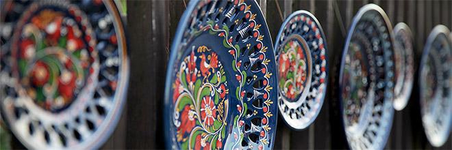 Традиционная керамика Северного Балатона, Тихань, Венгрия. гид по Будапешту