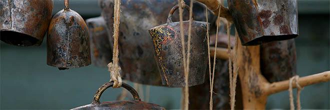 Ботало - колокольчик для коровы. гид по Будапешту