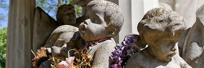 Надгробие актрисы Луиза Блоха, кладбище Керепеши, Будапешт