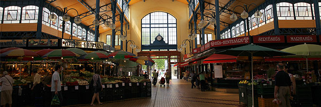 Рынок на Ракоци тер, Будапешт