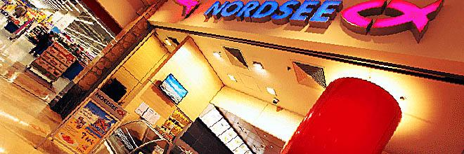 Nordsee в ТЦ Вестэнд. Шоппинг в Будапеште. Русскоязычный гид по Будапешту Максим Гурбатов